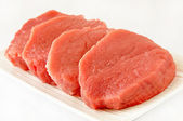 Fresh beef meat — Stock Photo