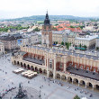 Krakow Market Square — Stock Photo #5942132