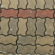 Paving brick — Stock Photo