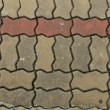 Stock Photo: Paving brick