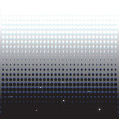 Background with halftone — Vector de stock
