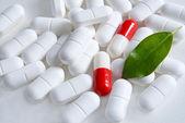Large pills — Stock Photo