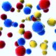 Stock Photo: colorful spheres
