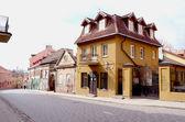Vilnius Oldtown. — Stock Photo