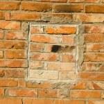 ������, ������: Red brick wall