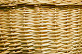 Wicker basket background. — Stock Photo
