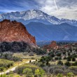 Garden of Gods — Stock Photo #6297865