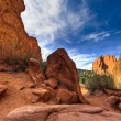 Garden of the Gods — Stock Photo #6297875
