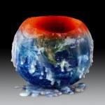 El calentamiento global — Foto de Stock