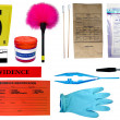 Forensic Kit — Stock Photo #6545333