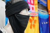 The Arabian mannequin — Stock Photo