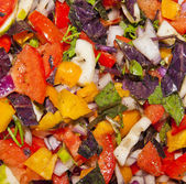 Colorful salad — Stock Photo