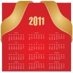 2011 Calendar — Stock Vector #5817312
