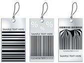 Set of Price tags — Stock Vector