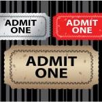 Ticket vector — Stock Vector #6653689