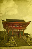 Kyomizu temple — Stock Photo