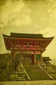 Kyomizu tapınağı — Stok fotoğraf