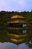 Kinkaku-ji templo — Foto de Stock