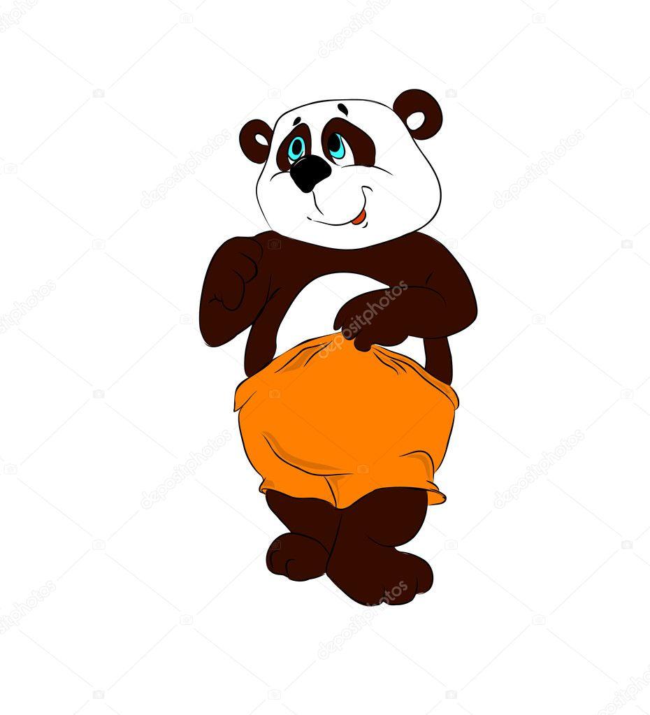 from Nicolas gay pandas