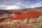 Painted hills, oregon. — Photo