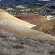 At the painted Hills. — Stock Photo #5831368