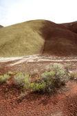 複数の色の丘. — ストック写真