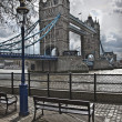 Tower Bridge — Stock Photo #5676698