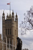 Victoria Tower — Stock Photo