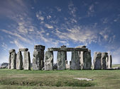 Mysterious Stonehenge in UK — Stock Photo