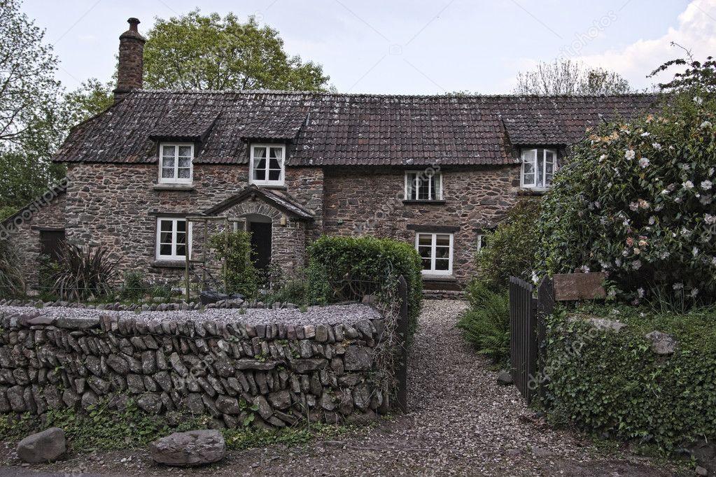 Vieille maison de campagne en angleterre photographie - Maison de campagne en anglais ...