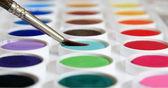 Pintando — Fotografia Stock