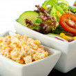 Fresh salads — Foto de stock #6078276