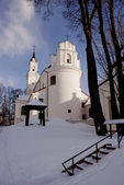 Vilnius Kalvary Church of the Holy Cross — Stock Photo