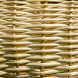 Royalty-Free Stock Photo: Wicker basket ornamental background