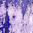 Royalty-Free Stock Photo: Painted and cracked old door background