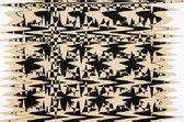 Original chessboard transformation background — Stock Photo