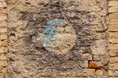 Old bricks wall background — Stock Photo