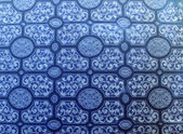 Fondo ornamental papel pintado retro — Foto de Stock