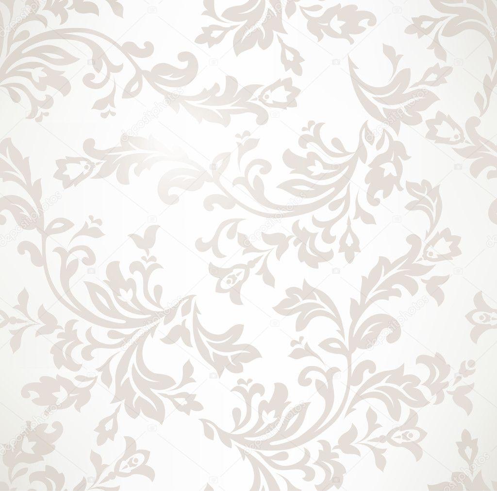 vector seamless renaissance wallpaper - photo #44