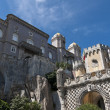 Stock Photo: Pena palace in sintra