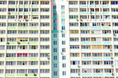 Multi-storey residential building — Stockfoto