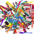 Stock Photo: Background of stationery