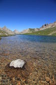 Lac du Mercantour — Stock Photo