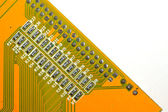 Printed circuit boards — 图库照片