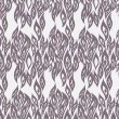 Abstract Black and white seamless pattern — Imagens vectoriais em stock