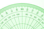 Protractor. — Stock Photo