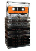 Audiotapes — Stock Photo