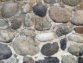 Kamenná zeď. — Stock fotografie
