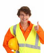 Working guy — Stock Photo