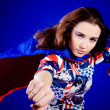 Superwoman. — Stock Photo #6325690